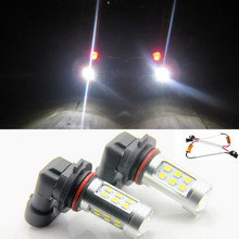 2x 9006/HB4 LED Projector Fog Light DRL 12W No Error For Volkswagen Golf 6 MK6 2011-2012 Scirocco 08-on T5 Transporter 2003-2016(China (Mainland))
