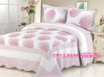 Cotton quilting 100% by cool summer air conditioning is piece set piece set bedding