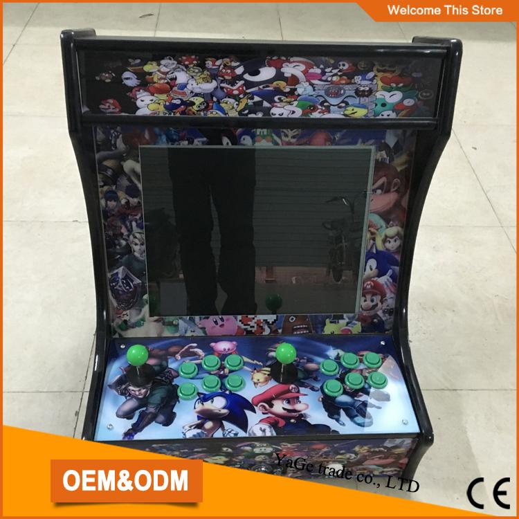 china suppliers 19 inch LCD Mini table top machine with Classical games pandora box 3 Game PCB/Mini arcade machine(China (Mainland))