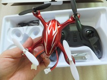 F08631 Upgrade Version Hubsan X4 H107C 2.4G 4-axle Quadrocopter RTF with 200W Aerial Camera Video Recording Helicopter