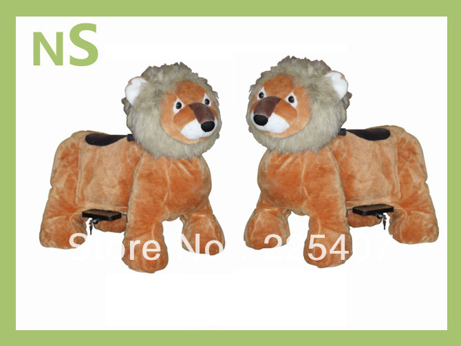 Rider Toy Lion Toys Kiddie Rider For