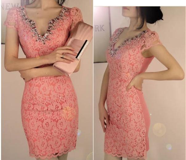 Как украсить кружевное платье своими руками