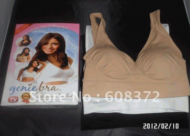 Free shipping WholesaleRhonda Shear Ahh Seamless Leisure Bra Genie Bra 1 pcs/lot