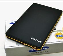Versandkosten neuen 2014 samsung 2tb hd externo portable externe festplatte USB 2.0 schwarz hdd+q1(China (Mainland))