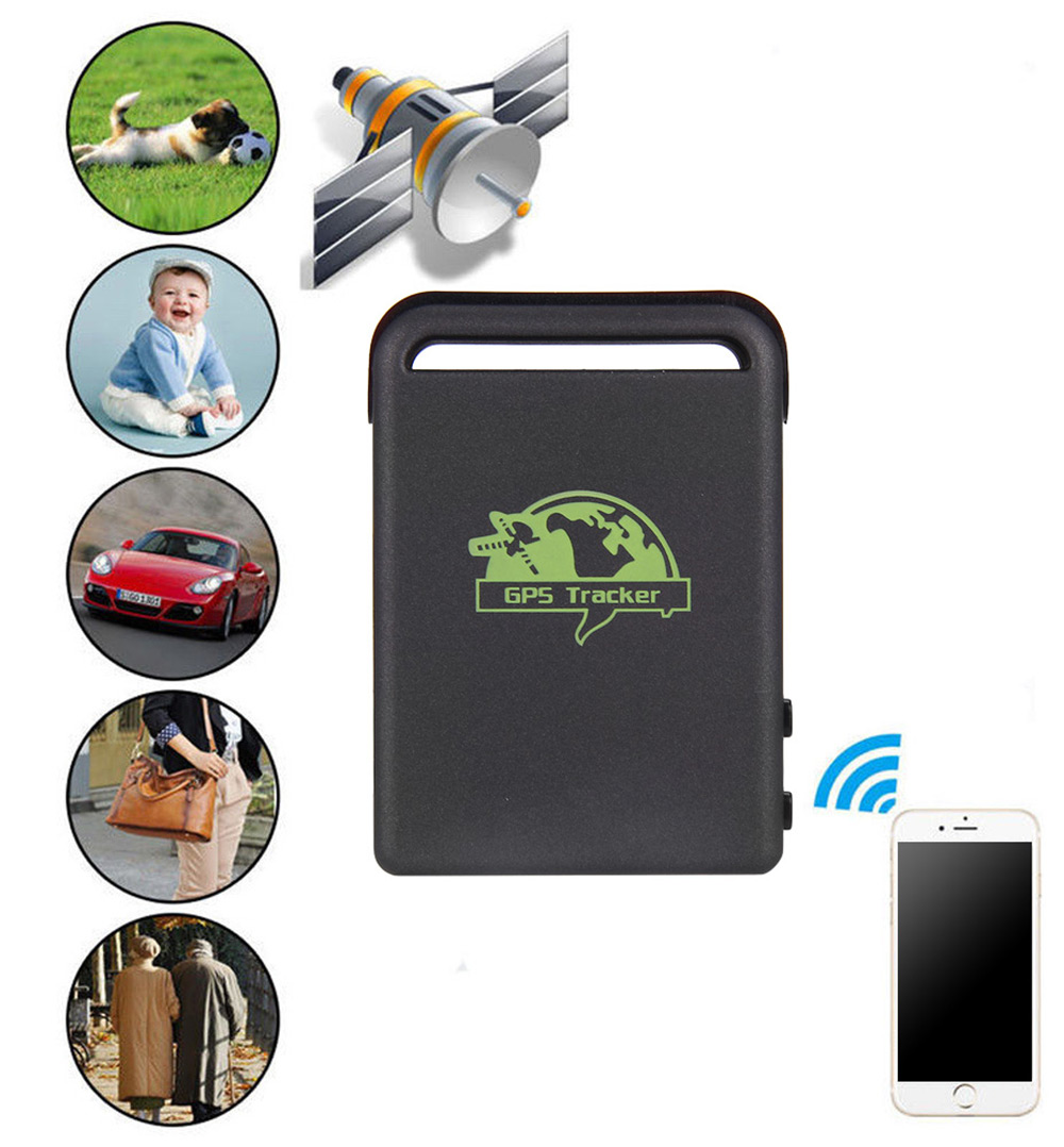 Mini GPS/ GSM/GPRS Car Tracker Real Time Vehicle Tracking Locator Device Anti-theft Over-speed Alarm For Elder Children Pet Auto(China (Mainland))