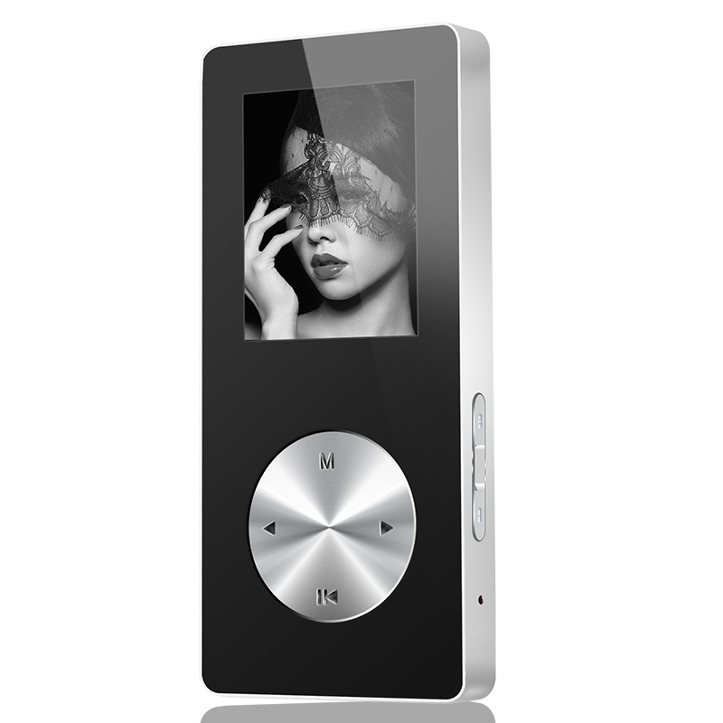 NEW MP4 Bluetooth Full Metal Hifi MP4 Music Player, MP4 Player Bluetooth With Loudspeaker Armband Support Video Recording Watch(China (Mainland))