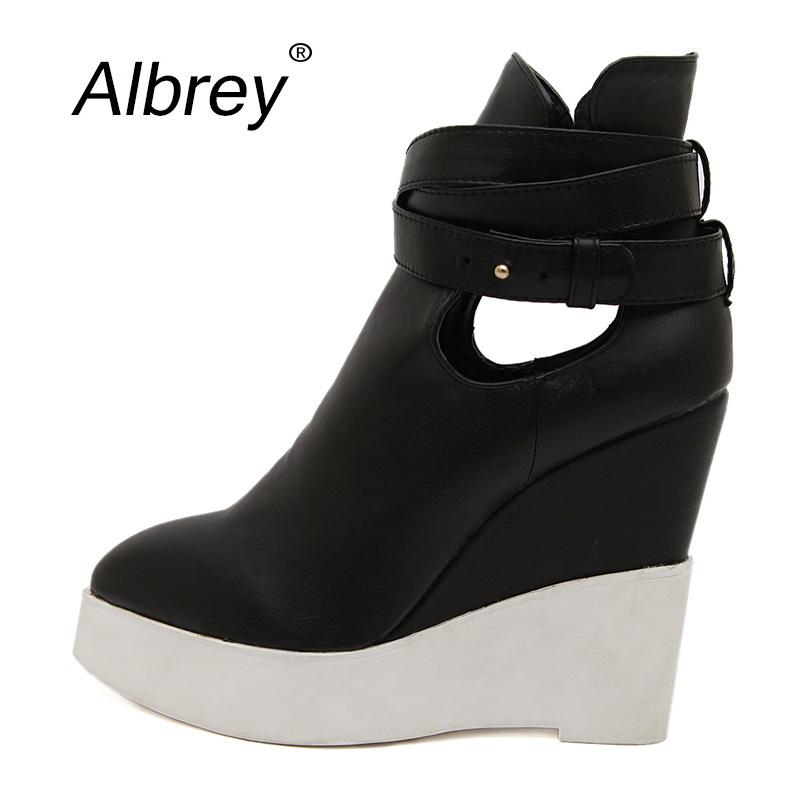 Женские ботинки 2015 ;