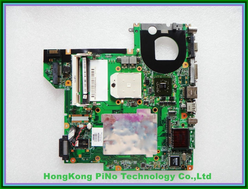 Top Quality 447805-001 for HP Pavilion V3000 DV2000 Laptop Motherboard 431843-001 440768-001 Tested Working(China (Mainland))