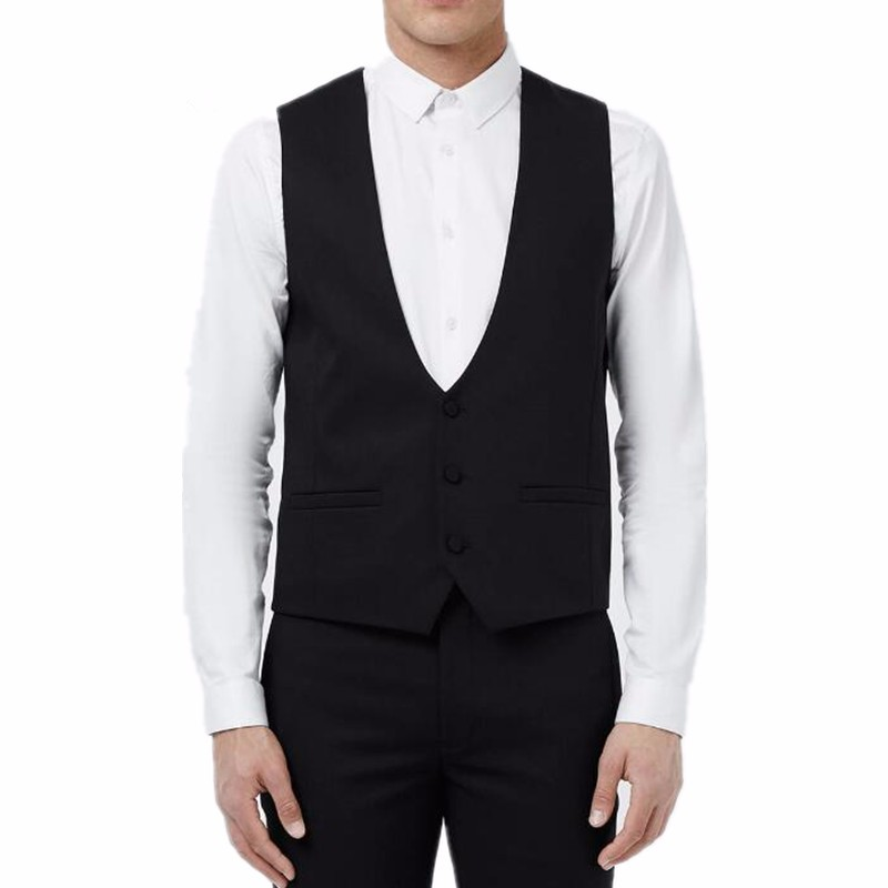 6.1Tailor made men waistcoat new arrival Bussiness Formal suits vest Handmade groom wedding tuxedos Waistcoat Vest