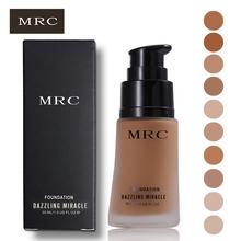 Buy MRC Brand SPF15 Liquid Foundation Face Base Primer Makeup BB & CC Cream Waterproof Bronzer Concealer Contour Make Gel for $5.75 in AliExpress store