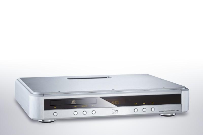 Shanling  SCD-1  HiFi CD Player Audiophile vacuum Tube CD Player  SACD Player HD CD player