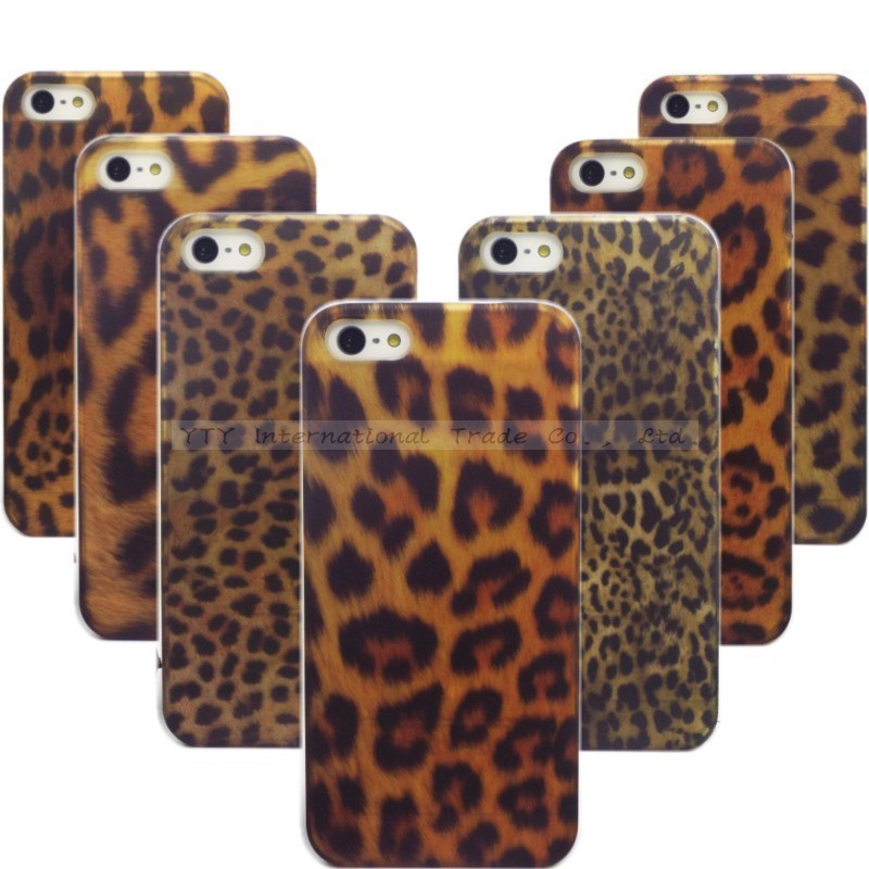 2016 Newest Arrival Hot 1PC Leopard Prints Hard Back Cases iPhone 4 4S Case Cover iphone4 4G Phone Protection Shell - PHONE-CASE HOME store