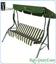 Popular durable mainstays 3 seats swing chair(China (Mainland))