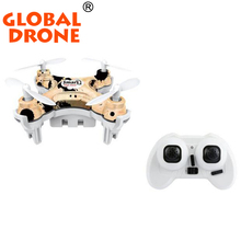 Cheerson Upgrade Cheerson CX-10D Protable 4 Channel 2.4GHz 6 Axis Gyro System LED Rechargeable Mini Nano RC UFO Quadcopter