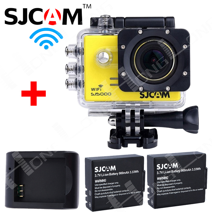 ! SJCAM SJCAM SJ5000 WiFi 96655 Full HD 1080P sjcam sjcam sj5000 wifi 96655 full hd 1080p