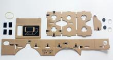 For 5 0 Screen DIY Google Cardboard Virtual Reality VR Mobile Phone 3D Viewing Glasses Google