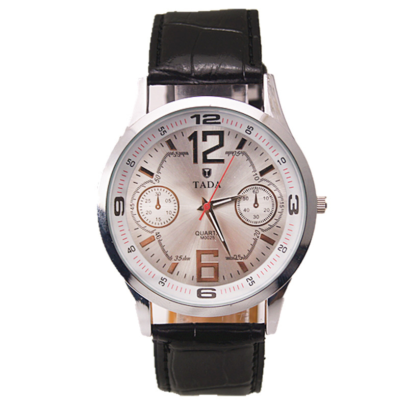 new arrivals TADA brand speed car design leather strap precise quartz movement men wrist sports watch(China (Mainland))
