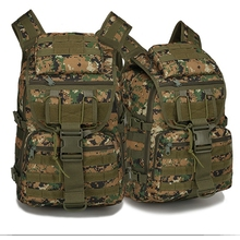 Buy 40L Outdoor Camping Tactical Military Backpack X7 Nylon Hiking Climbing Sports Bag for $30.69 in AliExpress store
