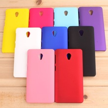 9 Different Colors Matte Frosted Hard PC Plastic Case For Lenovo S860 Mobile Phone Bags Cover Back Skin Case LX11