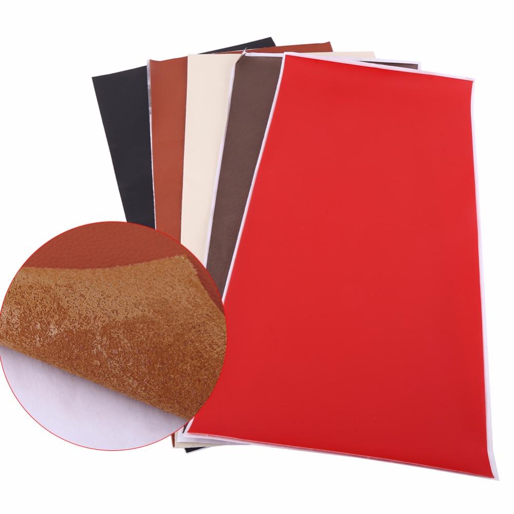 Patch en cuir de r paration achetez des lots petit prix for Reparation trou canape cuir