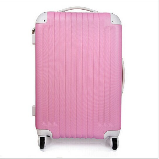 28inch, 6 Colors Trolley Luggage Travel Bag,Woman or men Travel rolling Suitcases,ABS Travel Luggage,Rolling Luggage<br><br>Aliexpress