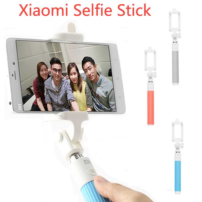 high quality original xiaomi cellphone selfie stick extendable xiaomi yi action camera monopod. Black Bedroom Furniture Sets. Home Design Ideas