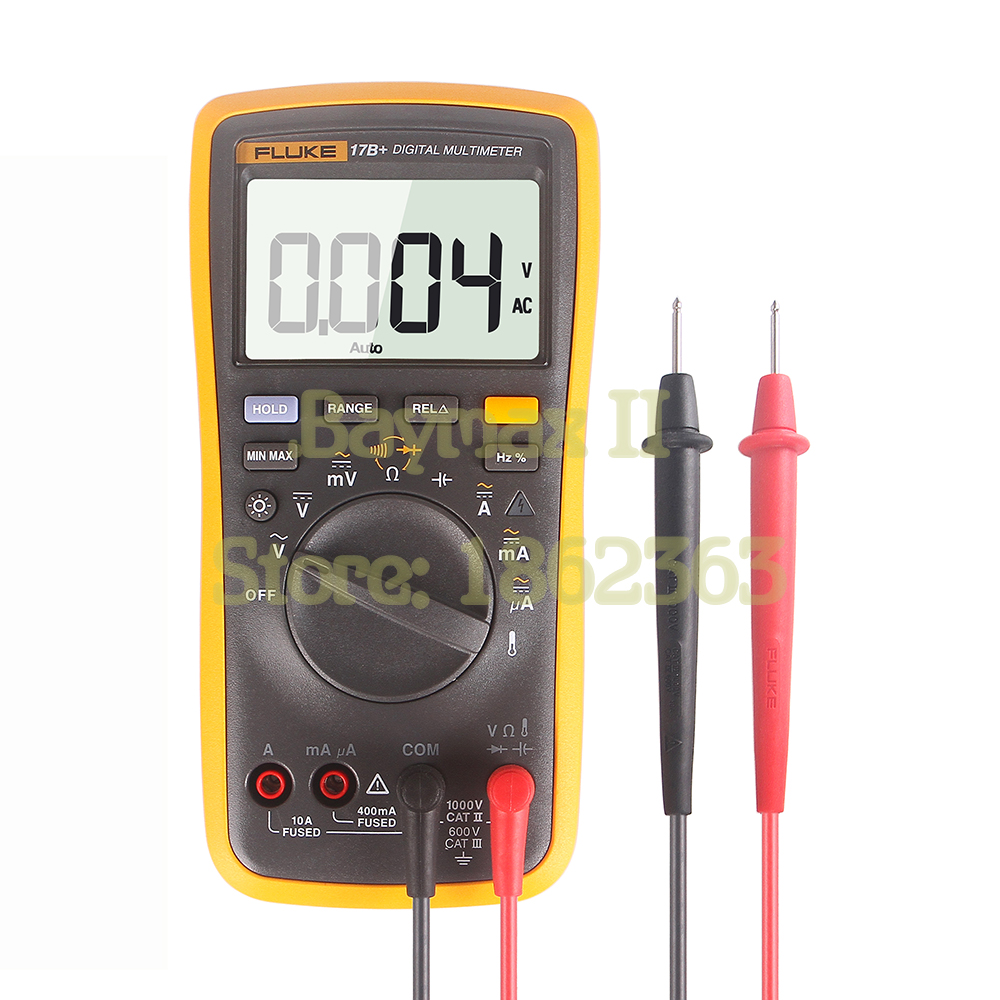 fluke 30 clamp meter manual