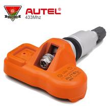 4pcs/lot Original Free Shipping Autel MX-Sensor 433MHZ Programmable Universal TPMS Sensor MX Sensor 433 MHZ Diagnostic Tools(China (Mainland))