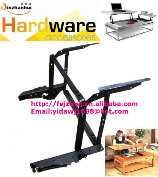 lift up coffee table mechanism . laptop tahle parts . table hinge(China (Mainland))