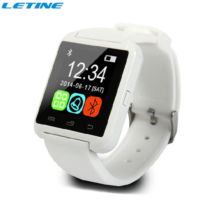 Bluetooth Smart Watch WristWatch U8 U Watch For Samsung HTC Huawei LG Xiaomi Android Phone Smartphones Support Sync Call Message