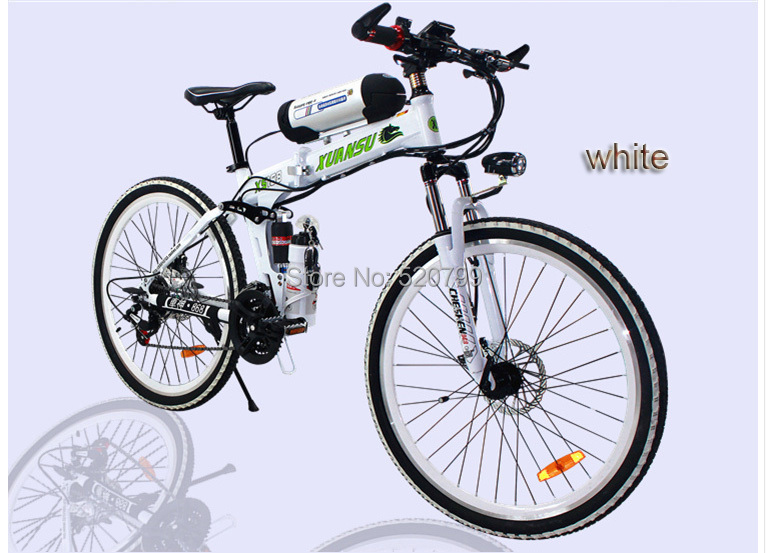 Bikes Wholesale Mountain bike folding scooter