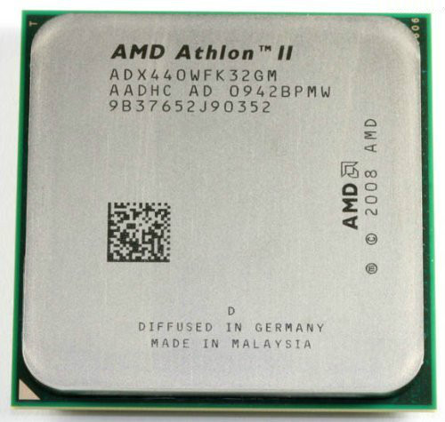 AMD Athlon II X3 440 processor (3.0GHz/1.5MB L2 Cache /Socket AM3) Triple-Core scattered pieces cpu(China (Mainland))