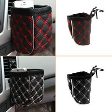 Car Storage Bag Organizer Box Auto Accessories Car Trash Holder Car Organizer Bag Organiser hot selling