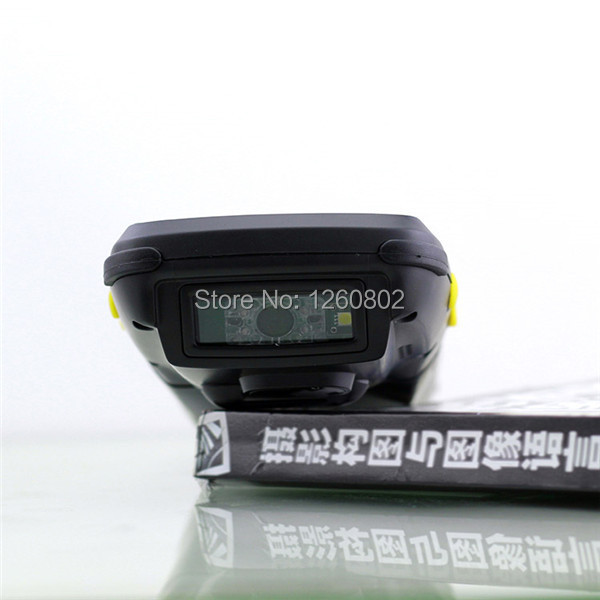Programmable handheld PDA 3G android built-in NFC and barcode scanner for buy system(China (Mainland))