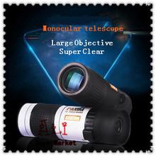 Nuevo estilo auténtico telescopio Monocular 70 x 22 objetivo grande telescopio de visión nocturna telescopio ampliar 15 Times caza óptica