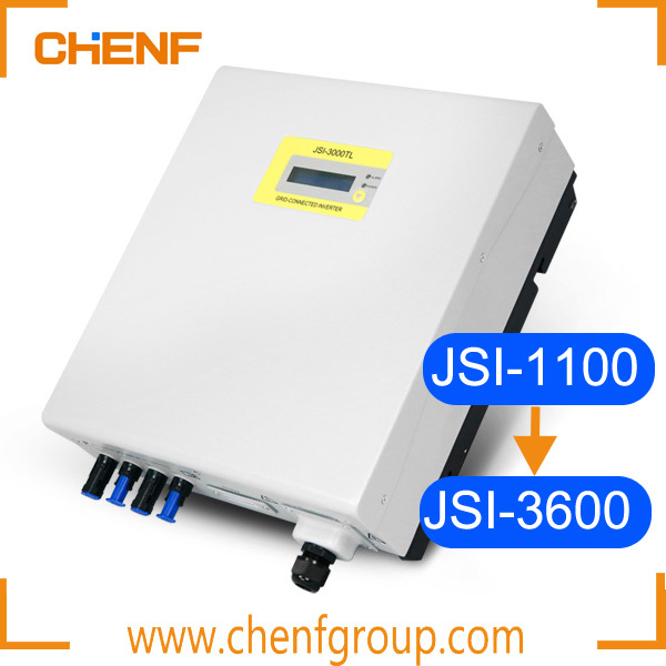 High Quality 5 Years Warranty 3000w Solar Grid Tie Inverter , Waterproof MPPT Home Use Solar On Grid Inverter(China (Mainland))
