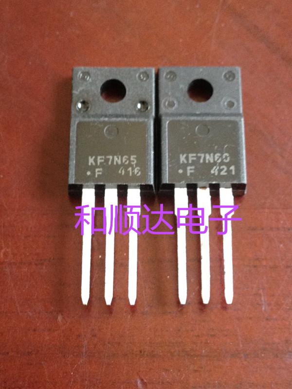 KF7N60 TO-220F 600V7A - Global sales of IC store