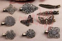 bronze hair clip price