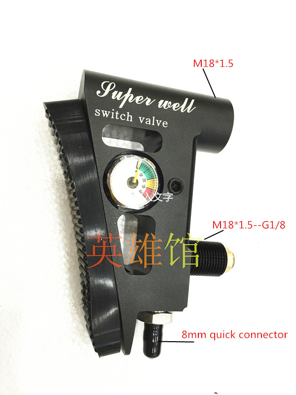 Airforce condor pcp Adapter U speak Free shopping - .Made in China store