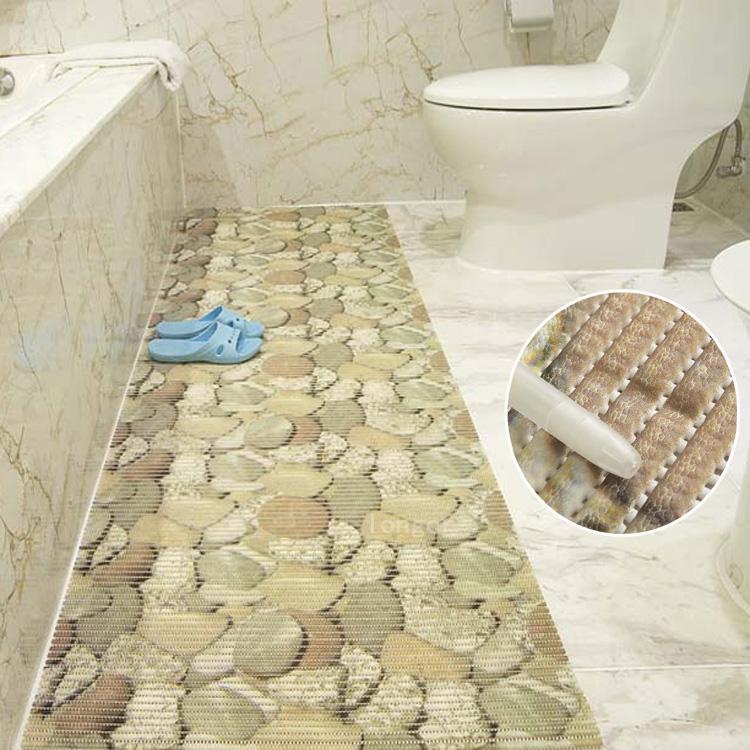 bathroom in floor shaggy inspirations mats most extra mat long bath aqua magic runner