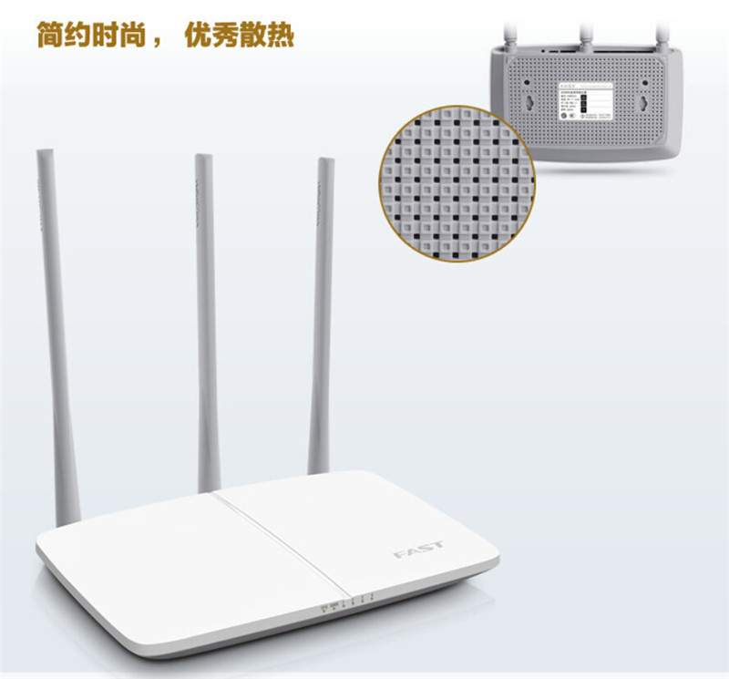 Original Wireless Router wi-fi FWR310 Three Wall-Type Antenna 300Mbs WIFI 3 antennas High Oower for Home Office(China (Mainland))