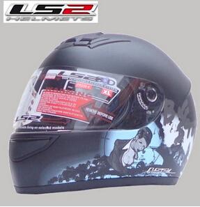Free shipping authentic LS2 FF350 motorcycle helmet helmet full helmet Specials / Asian black / blue aviation<br><br>Aliexpress