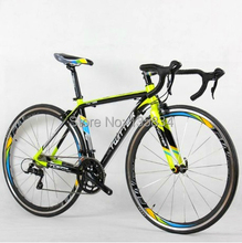 """2014 Brand New TW735 Hight Quality Carbon Similiar  Bicicleta 26"""" Road Bike Super Light  Racing Bicycle  Double V Break  Cycling(China (Mainland))"""