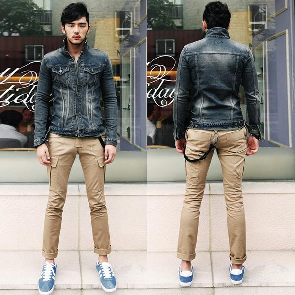 Mens Denim Jacket Fashion - Best Jacket 2017