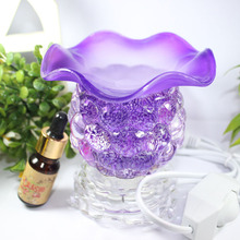 Small grape aromatherapy electronic furnace oil lamp incense essential oil lamp fragrance lamp induction furnace Creative(China (Mainland))