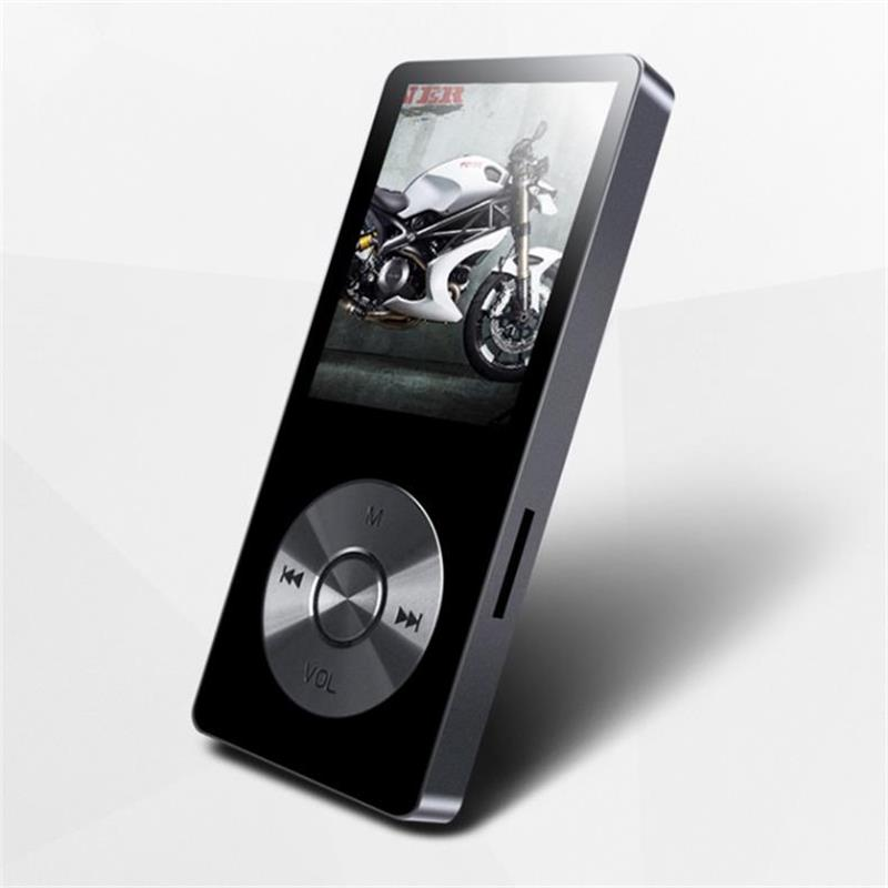 2017 Alloy MP3 Music Player BENJIE K9 with Speaker 8GB 60hrs High Quality Lossless Voice Recorder FM Radio Support 64GB TF Card(China (Mainland))