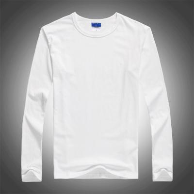 Plain White Shirt Long Sleeve | Artee Shirt