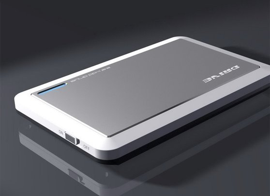 Free Shipping Fee 2.5 Inch (500GB) Portable  External HDD