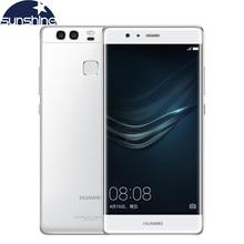 "Original Huawei P9 4G LTE New Mobile Phone Huawei Kirin 955 Octa Core EMUI 4.1 Android Phone 5.2"" 3 Camera Dual SIM Card phone(China (Mainland))"