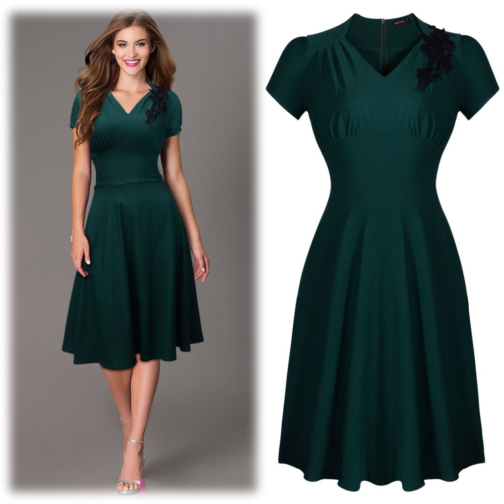 Vintage Dresses 1940 S